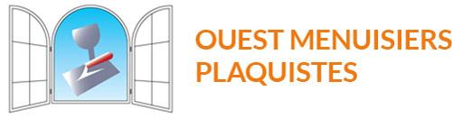 Ouest Menuisiers Plaquistes Logo